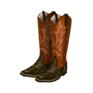 Wear Colcord's high boots.png