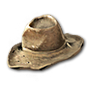 Wear Prospector's hat.png
