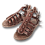 Wear Mayan's shoes.png